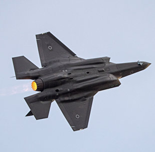 F-35 qırıcı təyyarəsi