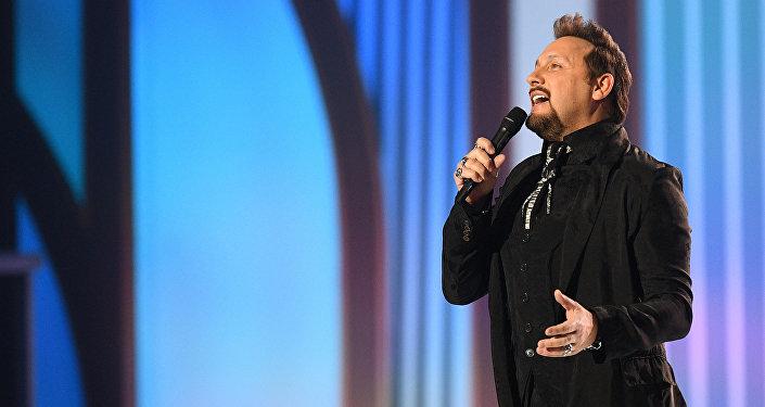 Российский певец Стас Михайлов, фото из архива