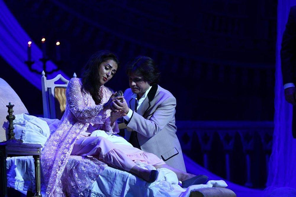 Опера Джузеппе Верди Травиата