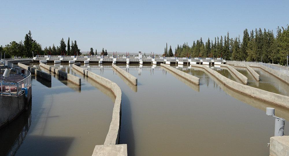 Миль-Муганский гидроузел, фото из архива