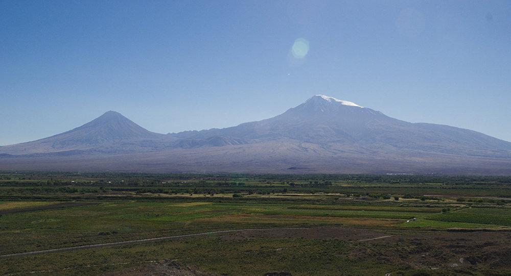 Гора Агрыдаг, фото из архива