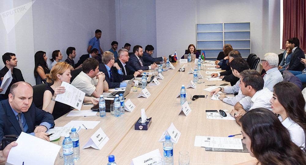 Экспертное заседание Молодежь России и Азербайджана: традиционные ценности – ориентир в будущее