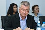 Руководитель Центра перспективных исследований Сергей Масаулов