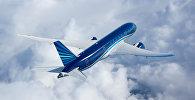 Самолет Boeing 787 Dreamliner, фото из архива