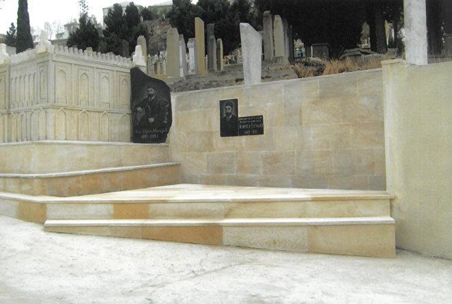 Четвертая могила Агамусы Нагиева