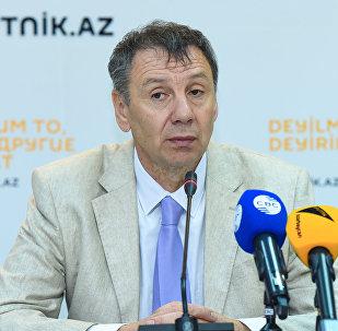 RF İctimai Palatasının üzvü Sergey Markov