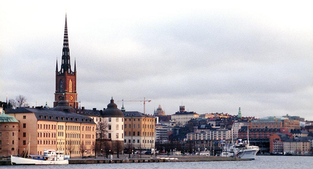 Русского посла вызвали вМИД Швеции после инцидента сСу-27