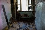 Аварийное здание в Наримановском районе