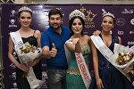 Финал национального конкурса топ-моделей Miss Top Model Azerbaijan-2017