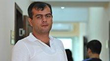 Главный редактор информационно-аналитического сайта Azeri.Today Бахрам Батыев