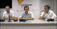 Мощь азербайджанской армии обсудили в пресс-центре Sputnik