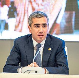 Президент Автомобильной федерации Азербайджана Анар Алакбаров, фото из архива