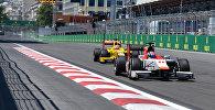 Formula 1 üzrə Azərbaycan Qran Prisinin birinci günü