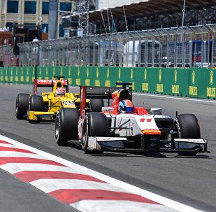 Первая сессией свободных заездов Гран-при Азербайджана Формулы-1