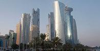 Город Доха, фото из архива