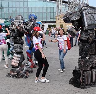 Гоночный уик-энд в Баку объявлен открытым