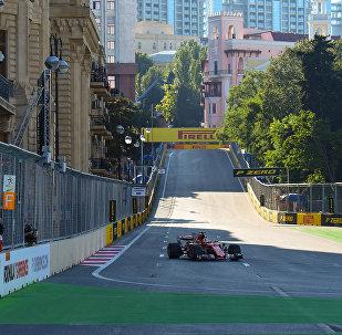 Bakı Formula 1 Avropa Qran Prisinin pilotları
