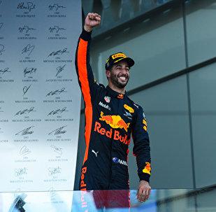 Третий день Гран-при Азербайджана Формула-1