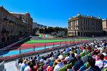 Третий день Гран-при Азербайджана Формула-1, фото из архива