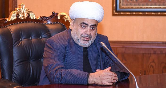 Религиозные лидеры Азербайджана и РФ планируют содействовать умиротворению конфликта наЮжном Кавказе
