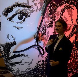 Выставка Сальвадор Дали. Сюрреалист и классик в Санкт-Петербурге