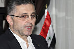 Министр по делам народного примирения Сирии Али Хайдар