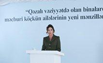 Azərbaycanın birinci vitse-prezidenti Mehriban Əliyeva