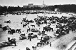 1914-cü ilin avqustu, Sankt-Peterburq. Birinci dünya müharibəsi zamanı səfərbərlik