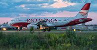 Самолет авиакомпании Red Wings Airlines
