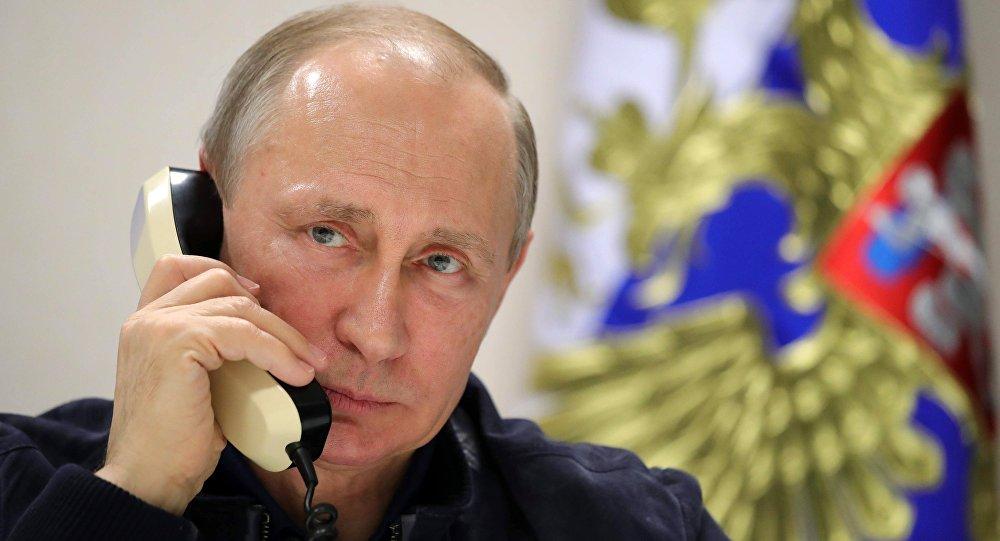 Путин и монарх Бахрейна обсудили потелефону ситуацию вокруг Катара