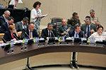 Министр обороны Азербайджана генерал-полковник Закир Гасанов принял  участие в заседании НАТО