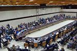 Brüsseldə Şimali Atlantika Şurasının Əfqanıstan İslam Respublikasındakı Qətiyyətli Dəstək Missiyası formatında müdafiə nazirləri səviyyəsində görüş