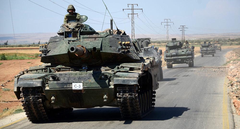 СМИ поведали подробности свежей операции Турции иоппозиции САР вАфрине