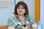 Руководитель общественного объединения Взгляд в будущее, интеграция в Европу Бясти Насибова