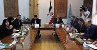 Абульфас Гараев встретился в Тегеране с вице-президентом организации по вопросам культурного наследия и туризма Ирана Захрой Ахмедипур