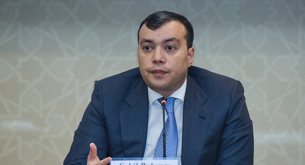 Заместитель министра экономики АР Сахиль Бабаев