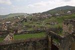 Населенный пункт в Нагорном Карабахе, фото из архива