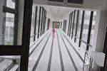 Коридор больницы, фото из архива