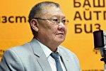 Глава Ассамблеи народа Кыргызстана Токон Мамытов, фото из архива