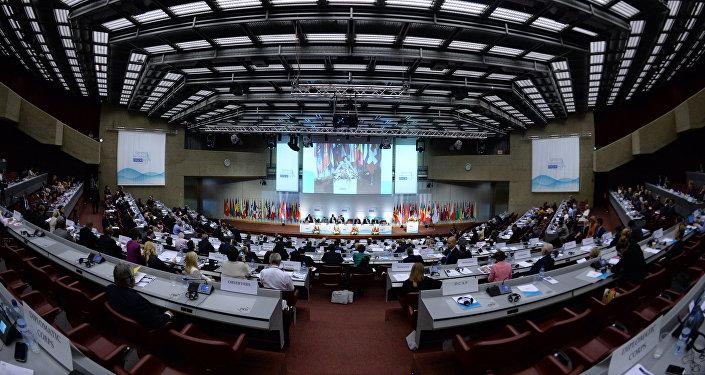 Cессия Парламентской ассамблеи Организации по безопасности и сотрудничеству в Европе, фото из архива