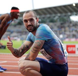Турецкий спортсмен Рамиль Гулиев, фото из архива