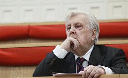 Академик РАХ, основатель и ректор Российской академии живописи, ваяния и зодчества Илья Глазунов, фото из архива