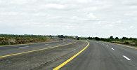 Автомобильная дорога Алят-Астара- государственная граница Исламской Республики Иран, фото из архива