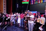Международный конкурс Золотая звезда-2017 в Батуми