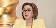 Председатель Совета директоров Государственного экзаменационного центра Малейка Аббасзаде