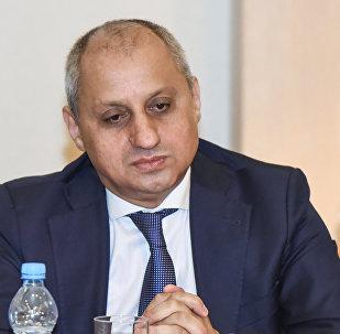 """""""Konstitusiya"""" Araşdırmalar Fondunun prezidenti Əliməmməd Nuriyev"""