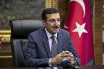 Министр таможни и торговли Турции Бюлент Туфенкджи