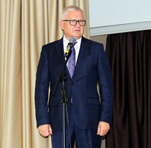 Руководитель представительства Россотрудничества в Азербайджане Валентин Денисов, фото из архива