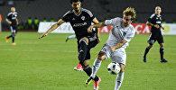 Матч 2-го квалификационного раунда Лиги чемпионов между азербайджанским клубом Карабах и грузинским Самтредиа.