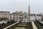Вид на одну из улиц Брюсселя, фото из архива